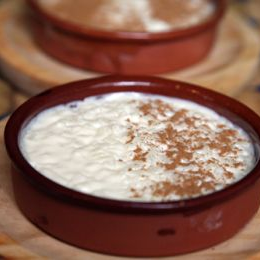 Receta de Arroz con leche light