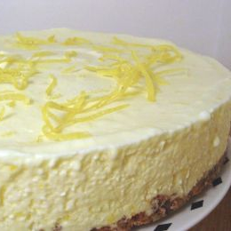 Receta de Tarta de Queso Ricotta light